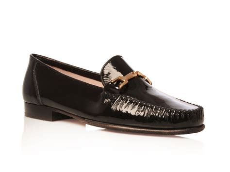 carvela kurt geiger mariner loafers in black for lyst