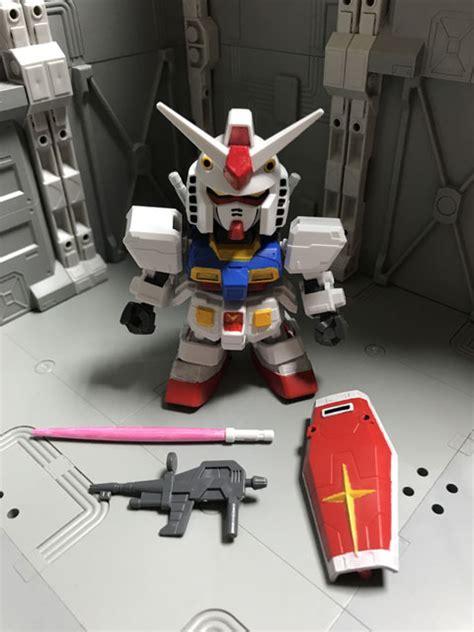 Gundam Sd Ex Standard 001 Rx 78 2 Gundam 002641 ex standard rx 78 2 ガンダム 001 のレビュー