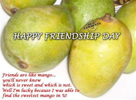 happy mango friendship day pictures images photos