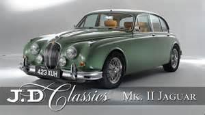 Jaguar Mk 2 Jaguar Mk 2 High Specification Jd Classics