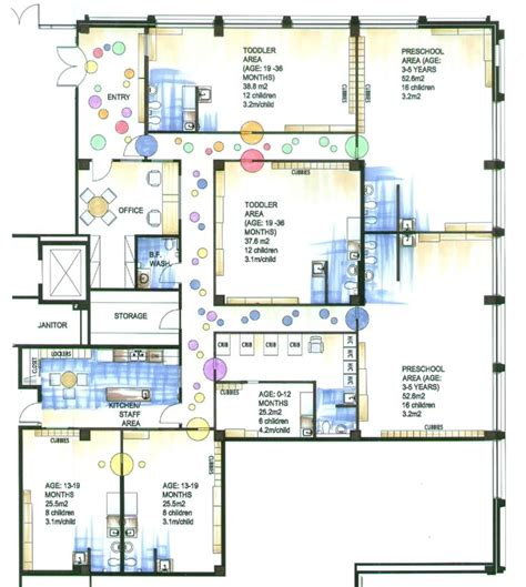 preschool floor plans design 17 best images about 00 school design on day care 6 months and time saving