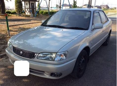 Toyota Corolla Gt For Sale In Japan 1997 Toyota Corolla Ae110 Se Saloon For Sale In Japan