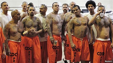 why prisoners join gangs the economist explains