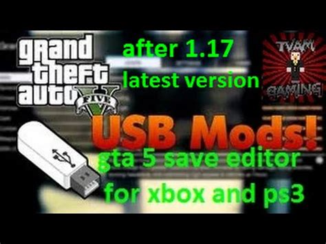 mod gta 5 xbox 360 single player how to mod gta v story mode ps3 funnycat tv