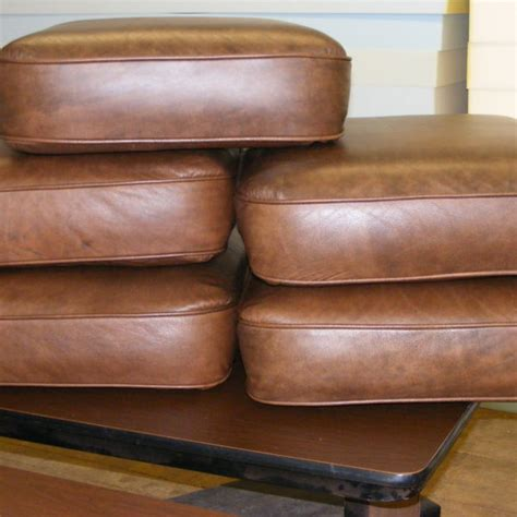 firm sofa cushion replacements replacement cores for leather furniture cushions