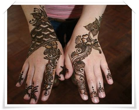 side designs 35 best mehandi designs for back side of the hand
