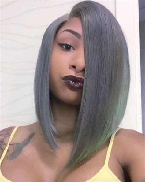 which weave is best for summer on black women 1000 images about artofgray on pinterest amandla