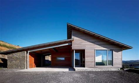 Shed Roof Home by Slant Roof House Design Shed Roof House Plans Bungalow