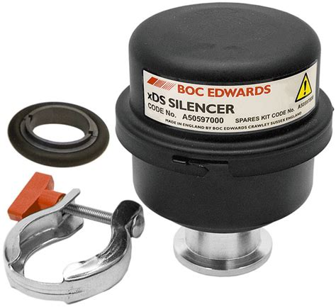 international exhaust filter light exhaust silencer filter for edwards nxds series vacuum