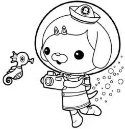 octonauts coloring pages free dolphin octonauts coloring pages