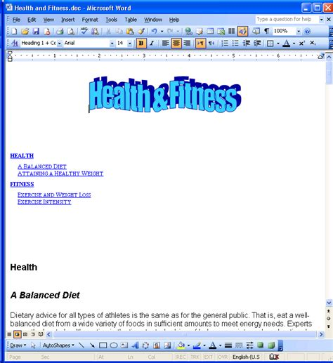 web layout on word lmc csc 151 microsoft word 2003 reference views