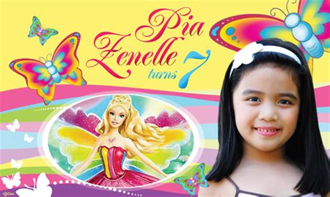 birthday tarpaulin layout design psd pia 7th creative design birthday banner designs layout