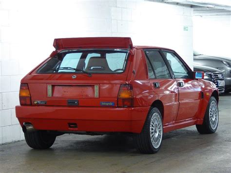 used lancia delta integrale evo 2 lhd for sale in west