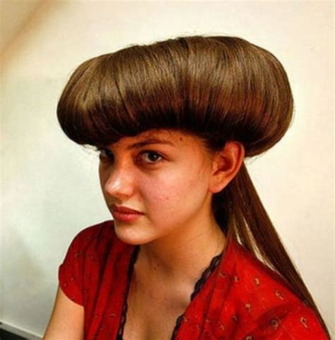 hairstyle the ugly hair 40 weird hairstyles for women arts pinterest her