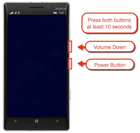 resetting nokia lumia 735 nokia lumia 735 soft reset or reboot solverbase com