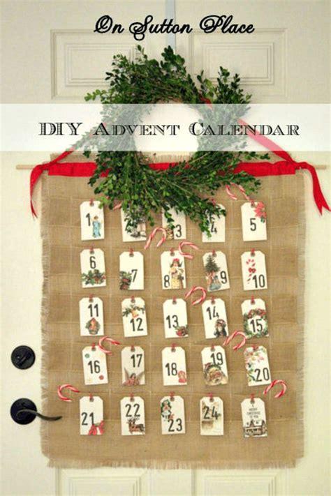how to make advent calendars for children 7 calendar template 2016