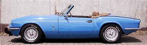 Tiefergelegt Englisch by Triumph Spitfire Mkiii Mkiv Und 1500 1967 1980