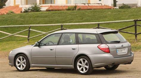 2008 Subaru Legacy Review by Subaru Legacy Sports Tourer 2 0td Re 2008 Review Car
