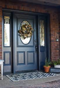 front door colors for brick houses 1000 ideas about exterior door colors on