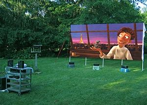 1000 images about backyard theaters on