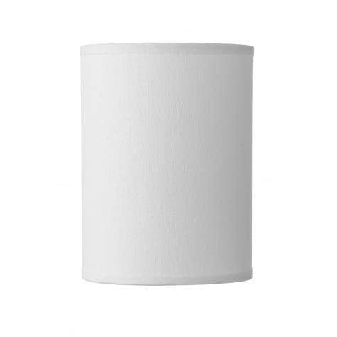 Cylindrical L Shade by S60 Saddler White Cylinder Shade