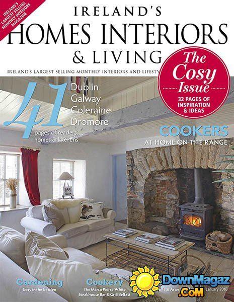 maine home and design january 2016 ireland s homes interiors living january 2016