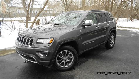 2015 Jeep Limited Road Test Review 2015 Jeep Grand Limited 4x4