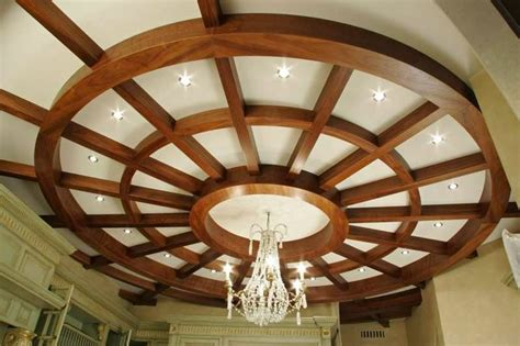 Wooden False Ceiling Designs For Living Room 14 Gypsum False Ceiling Design With Wooden Decorations For Living Room 2015 Https