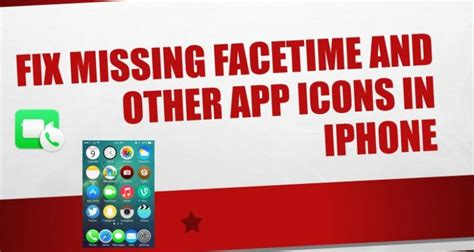 How To Find On Facetime Image Gallery Iphone Facetime Icon Missing