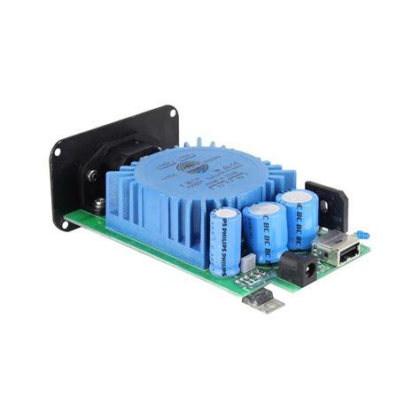 Power Suplay Regulator 2 audiophonics linear regulated power supply 5v 2 5a 15va with usb audiophonics
