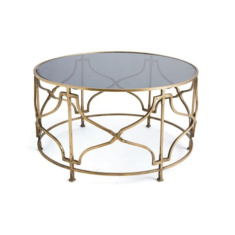 gold metal coffee table gold molecular coffee accent table