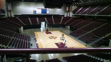 reed section reed arena section 215 rateyourseats com