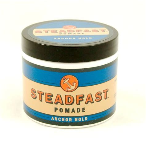 Pomade Steadfast steadfast anchor hold pomade cats like us