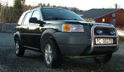 land rover freelander 2002 2002 land rover freelander pictures cargurus