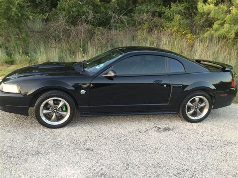 mustang gt 40th anniversary 2004 ford 40th anniversary mustang gt for sale in