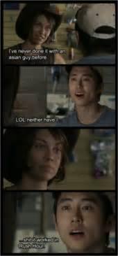 Walking Dead Glenn Meme - 34 hilarious walking dead memes from season 2 from dashiell