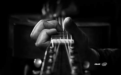 wallpaper asus intel music guitars asus intel wallpaper 1920x1200 206118