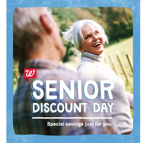 is there a certain day for senior discount at great clips walgreens senior day 15 20 discount southern savers