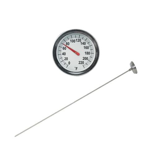Termometer Analog general tools analog soil thermometer with 20 in stem