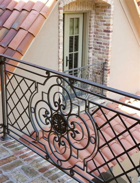 Balcony Banister by Iron Balcony Railing Detail Gorgeous Architectural