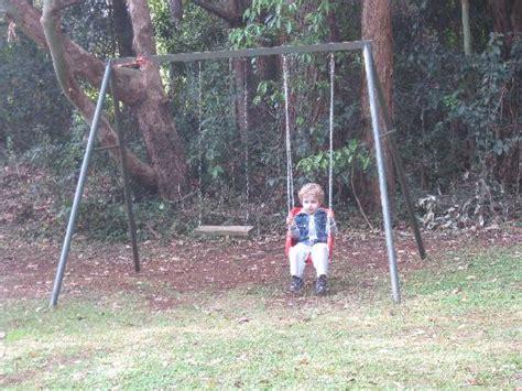 scary swing scary swing メープルトン タングルウッド ガーデンズの写真 トリップアドバイザー