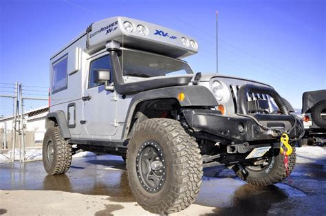 Jeep Rv Conversion Jeep Wrangler Cer Conversion Html Autos Post