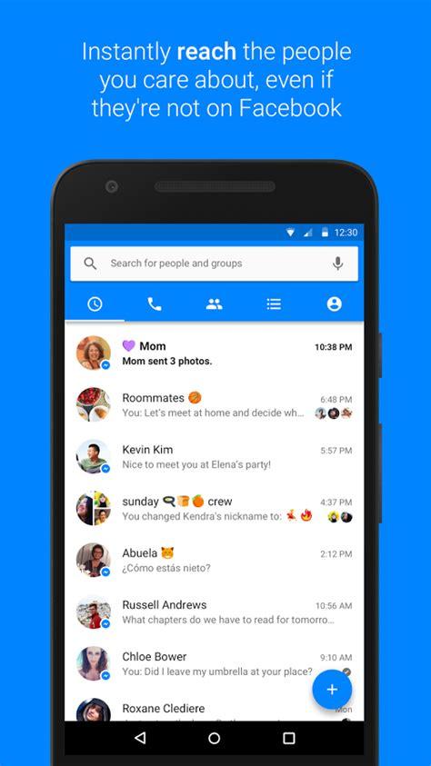 apk messenger messenger apk indir android mesajlaşma uygulaması mobil tamindir