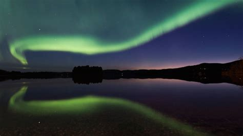 northern lights alaska of year where to the northern lights on year s
