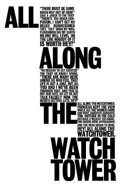 all along the watchtower jimi hendrix jimi hendrix all along the watchtower the lyrics book