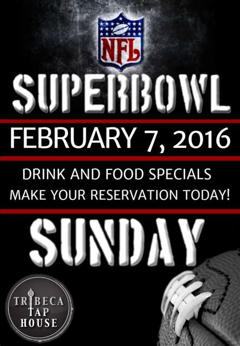 tribeca tap house super bowl party at tribeca tap house murphguide nyc bar guide