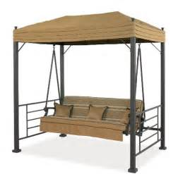 Swing Canopy Replacement by Garden Winds Replacement Canopy For Sonoma Swing Riplock