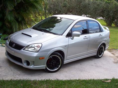 Suzuki Aerio Modified Ridenout16 S 2006 Suzuki Aerio In Fort Fl