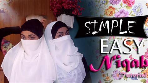 simple niqab tutorial dailymotion eid niqab tutorial easy and simple 2017 islam