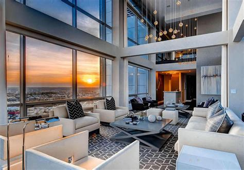 Unique Crystal Chandeliers Luxury Living Perfect Penthouses Christie S